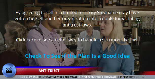 Code of Conduct - Antitrust - Interactive Compliance Videos