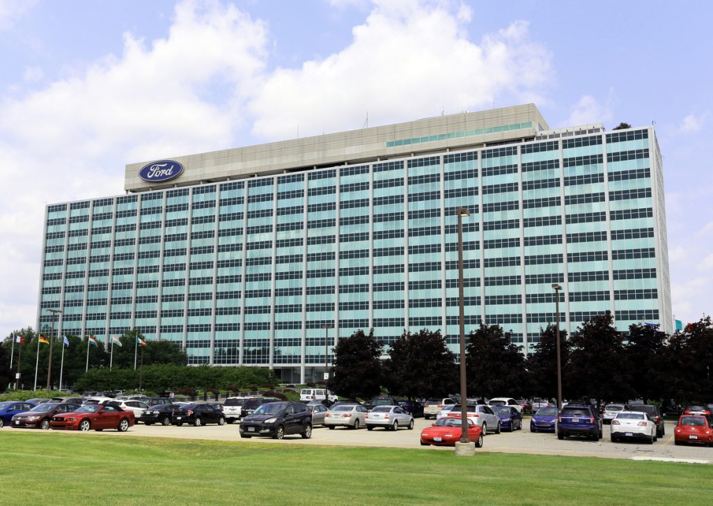 Ford Motor Company sex and race discrimination lawsuit