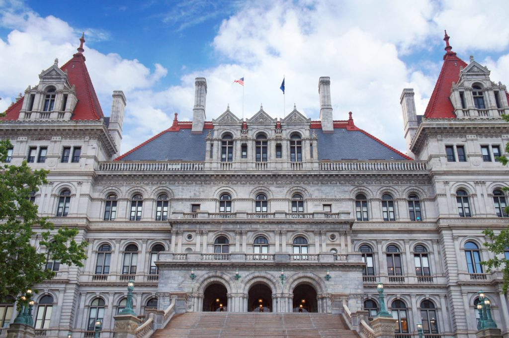 new york state sexual harassment training laws
