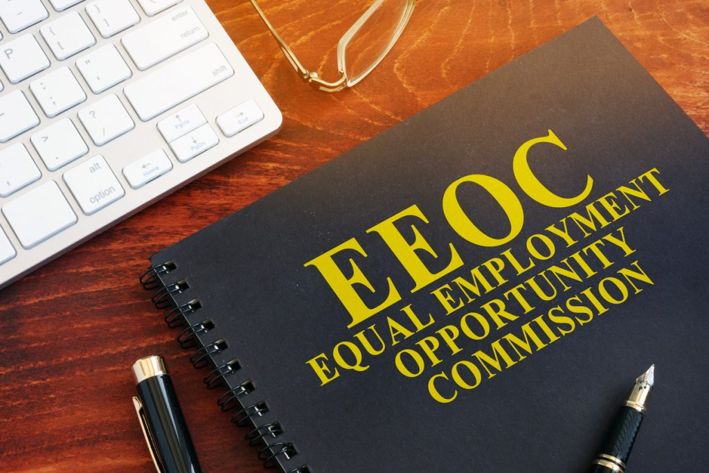 Equal Employment Opportunity Commission EEOC training materials