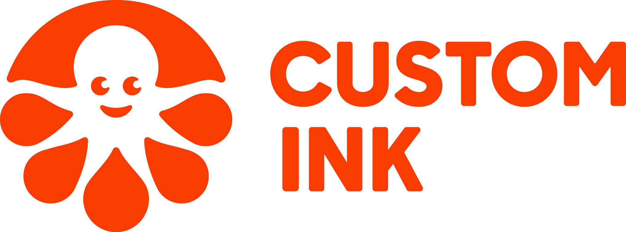 custom ink logo