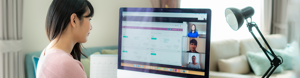 preventing digital harassment working from home
