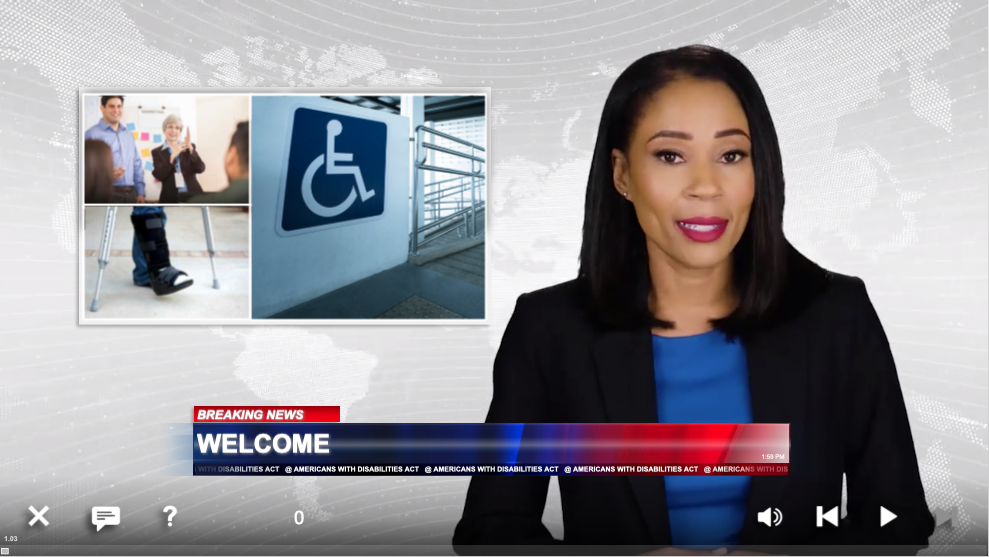 americans with disabilities act (ada) training