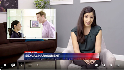 sexual harassment training