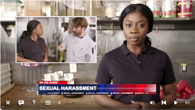 sexual harassment training for restaurants