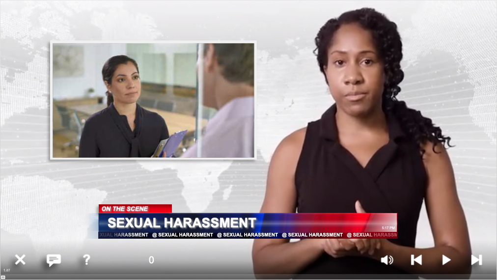 preventing discrimination and harassment training for the uk